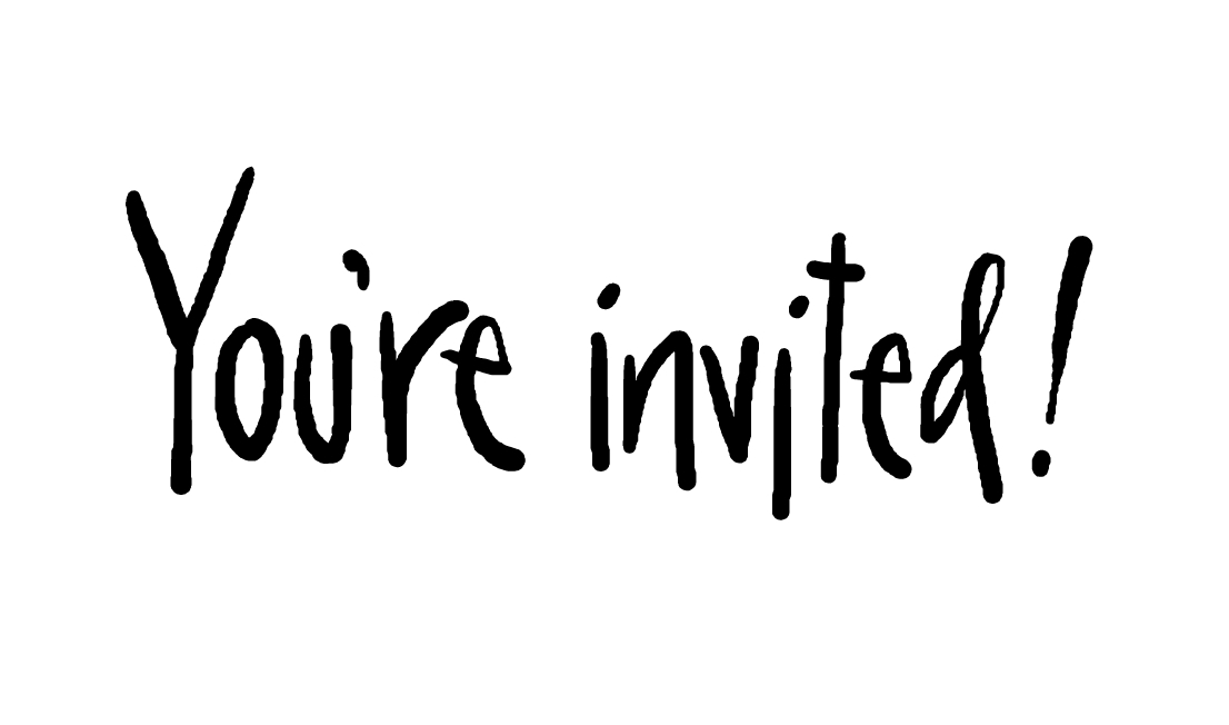 you re invited template
