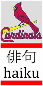 Cardinals haiku