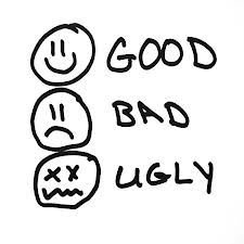 good, bad, ugly