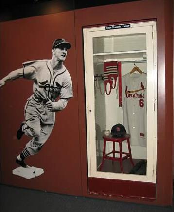Stan's locker