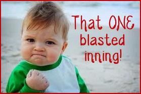 One inning
