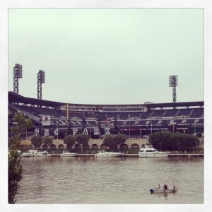 PNC Park - Sept. 1, 2013