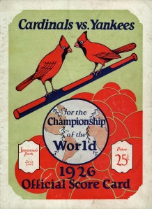1926_World_Series_Program_Magnified