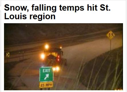 weather STL