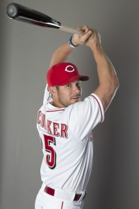 Skip+Schumaker+Cincinnati+Reds+Photo+Day+h7Koaytz7xJl
