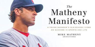 Matheny book